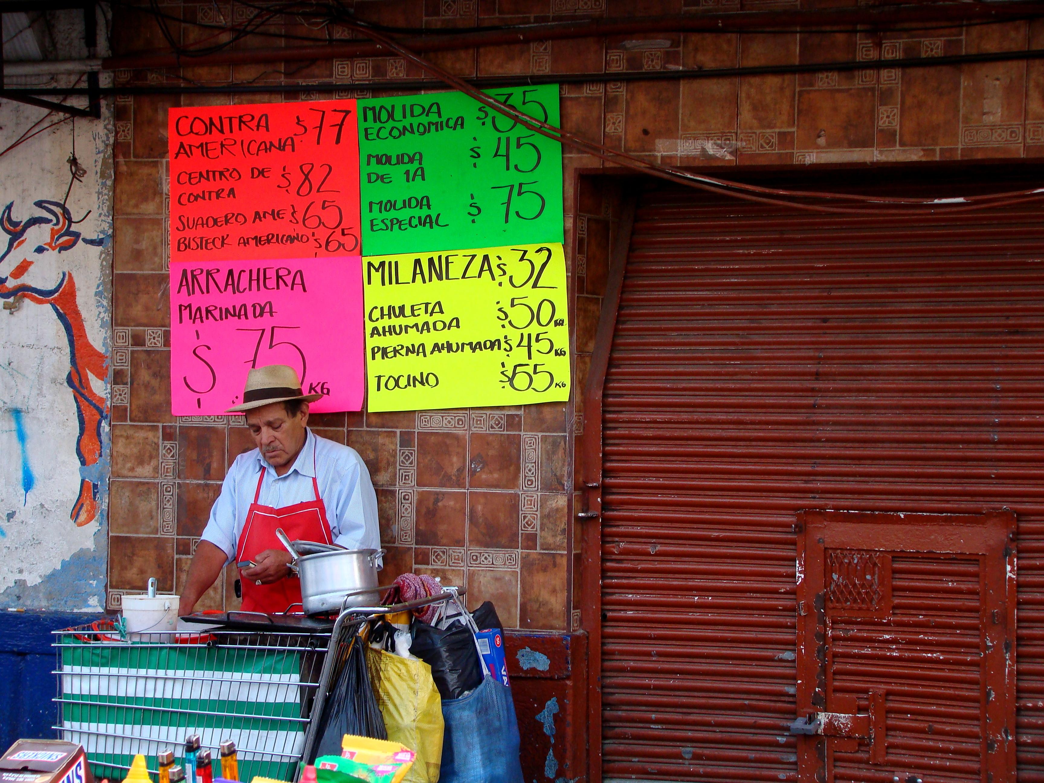 A Day At The Market – Mercado de La Merced, Mexico City ...